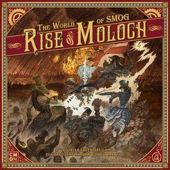 The World of SMOG: Rise of Moloch - Lulu Games