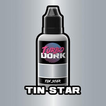 Load image into Gallery viewer, Turbo Dork Metallic Acrylic Paint - Tin Star - Lulu Games