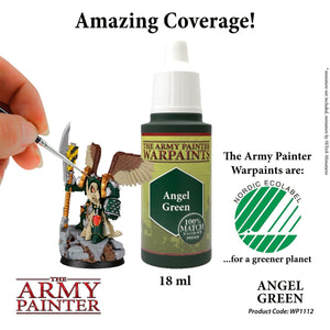 The Army Painter: Warpaint - Angel Green - Lulu Games