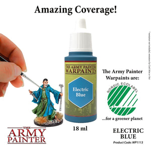 The Army Painter: Warpaint - Electric Blue - Lulu Games