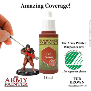 The Army Painter: Warpaint - Fur Brown - Lulu Games