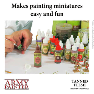 The Army Painter: Warpaint - Tanned Flesh - Lulu Games