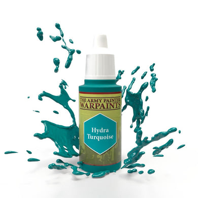 The Army Painter: Warpaint - Hydra Turquoise - Lulu Games