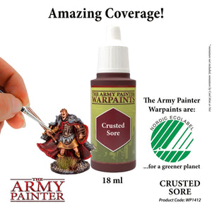 The Army Painter: Warpaint - Crusted Sore - Lulu Games