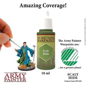 The Army Painter: Warpaint - Scaly Hide - Lulu Games