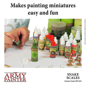The Army Painter: Warpaint - Snake Scales - Lulu Games