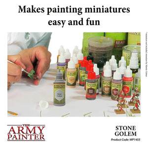 The Army Painter: Warpaint - Stone Golem - Lulu Games