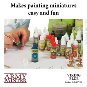 The Army Painter: Warpaint - Viking Blue - Lulu Games