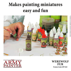 The Army Painter: Warpaint - Werewolf Fur - Lulu Games