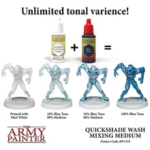 Load image into Gallery viewer, The Army Painter: Warpaint Effects - Quickshade Wash Mixing Medium - Lulu Games
