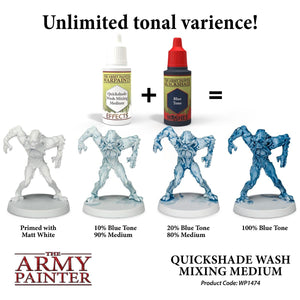The Army Painter: Warpaint Effects - Quickshade Wash Mixing Medium - Lulu Games