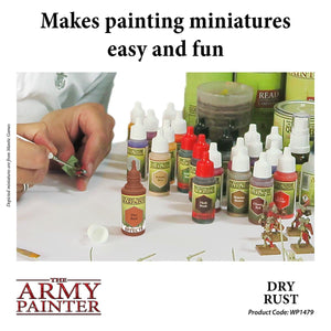 The Army Painter: Warpaint Effects - Dry Rust - Lulu Games