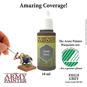 The Army Painter: Warpaint - Field Grey - Lulu Games