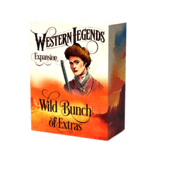 Western Legends: Wild Bunch of Extras - Lulu Games