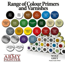 Load image into Gallery viewer, The Army Painter: Colour Primer - Wolf Grey - Lulu Games