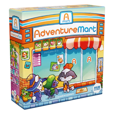 Adventure Mart - Lulu Games