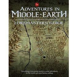 Adventures in Middle Earth: Loremaster Guide - Lulu Games