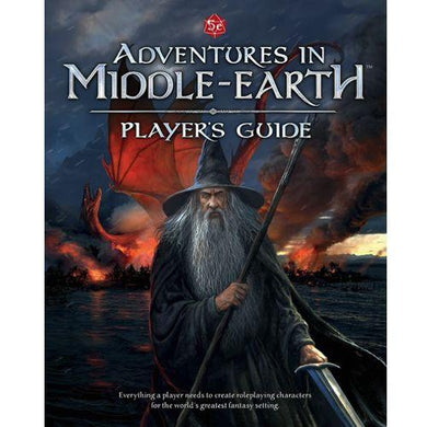 Adventures in Middle Earth: Players Guide - Lulu Games