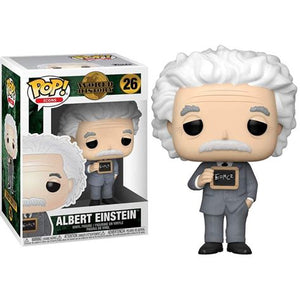 Funko Pops! World History: Albert Einstein