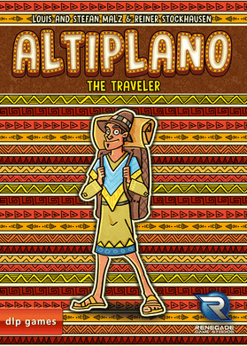 Altiplano: The Traveler Expansion - Lulu Games