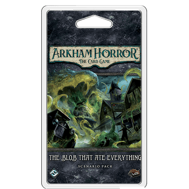 Arkham Horror: The Card Game: The Blob That Ate Everything - Lulu Games