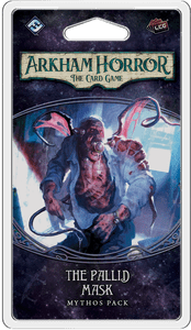 Arkham Horror: The Card Game - The Pallid Mask: Mythos Pack - Lulu Games
