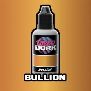 Turbo Dork Metallic Acrylic Paint - Bullion - Lulu Games