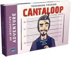 Cantaloop: Book 1 - Breaking into Prison