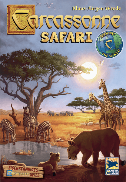 Carcassonne: Safari - Lulu Games