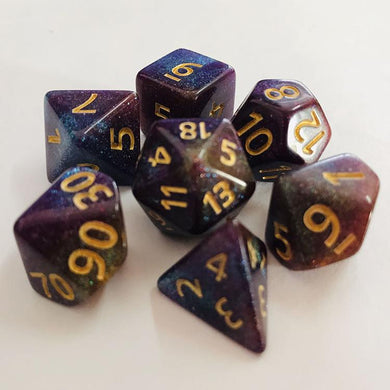 Dice By Lulu - Nebula: Cat's Eye Nebula - Lulu Games