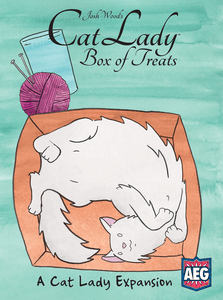 Cat Lady: Box of Treats - Lulu Games