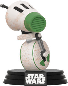 Funko Pop! Star Wars: D-0 - Lulu Games