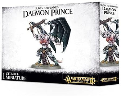 Warhammer Age of Sigmar: Slaves to Darkness - Daemon Prince - Lulu Games