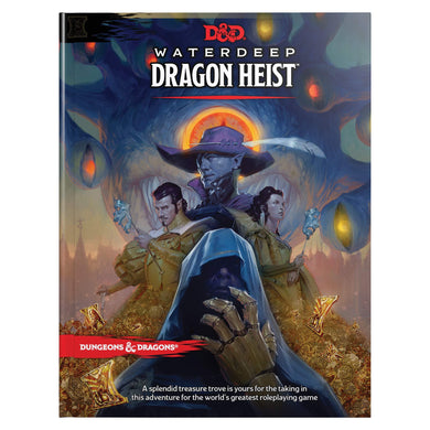 D&D 5th Edition: Waterdeep Dragon Heist - Lulu Games