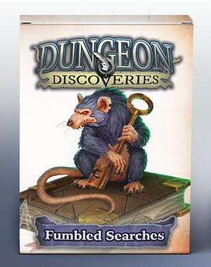 Dungeon Discoveries: Fumbled Searches - Lulu Games