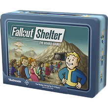 Load image into Gallery viewer, Fallout Shelter: The Board Game