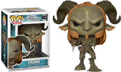 Funko Pop! Pan's Labyrinth: Fauno