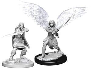 Female Aasimar Fighter - Lulu Games