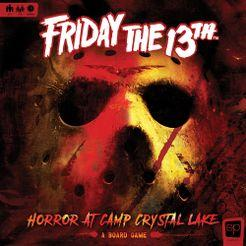 Friday the 13th: Horror at Camp Crystal Lake - Lulu Games