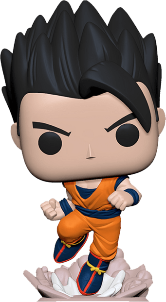 Funko Pop! Dragonball Super: Gohan - Lulu Games
