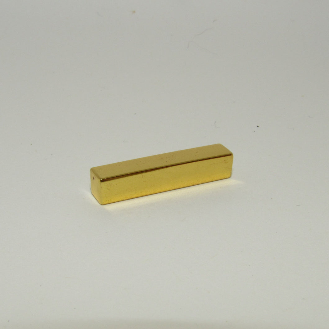 Lulu's Premium Pieces - Gold Bar - Lulu Games