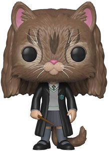Funko Pop! Harry Potter: Hermione Granger (Cat) - Lulu Games