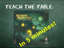Load and play video in Gallery viewer, Betrayal at House on the Hill