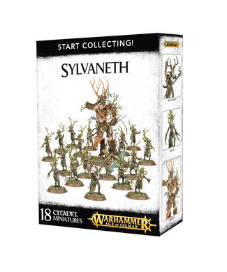 Warhammer Age of Sigmar: Start Collecting! Sylvaneth - Lulu Games