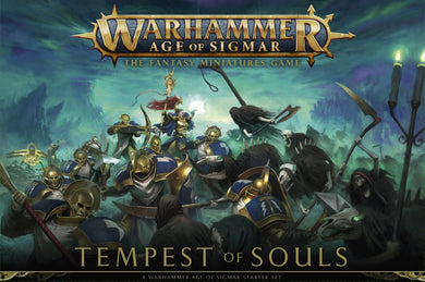 Warhammer Age of Sigmar: Tempest of Souls - Lulu Games