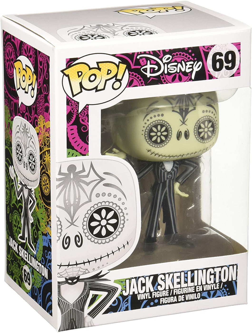 Funko Pop! Disney: Jack Skellington - Lulu Games
