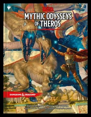 D&D 5th Edition: Mythic Odysseys Of Theros - Lulu Games