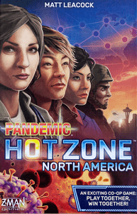 Pandemic Hot Zone: North America - Lulu Games
