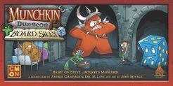 Munchkin Dungeon: Board Silly - Lulu Games