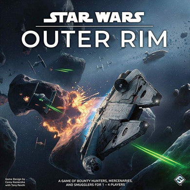 Pre-Owned Games - Star Wars Outer Rim - Lulu Games